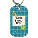 Fanciful Fun Dog Tag - Dog Tag (One Side)