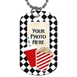 Movie Dog Tag - Dog Tag (One Side)
