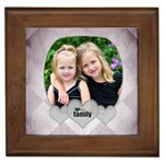 Family Tile - Framed Tile