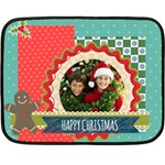 chriustmas - Fleece Blanket (Mini)