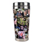 me whodey - Stainless Steel Travel Tumbler