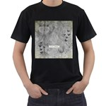 black  shirt - Men s T-Shirt (Black)
