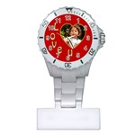 Love Nurses Watch - Plastic Nurses Watch