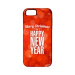 new year - Apple iPhone 5 Classic Hardshell Case (PC+Silicone)