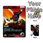 DCDB Avengers 1 - Playing Cards 54 Designs (Rectangle)