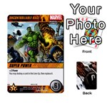 DCDB Avengers 2 - Playing Cards 54 Designs (Rectangle)