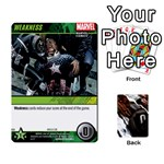 DCDB Avengers 3 - Playing Cards 54 Designs (Rectangle)