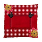 Minnie Pillow - Standard Cushion Case (Two Sides)