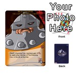HeMan expansion3 - Playing Cards 54 Designs (Rectangle)