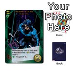legendary batfamily2 - Playing Cards 54 Designs (Rectangle)