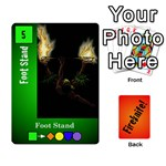 Fireknife-2-of-2 - Playing Cards 54 Designs