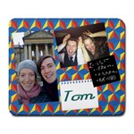 Tom - Large Mousepad