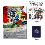 schemes ultron acolytes new mm - Playing Cards 54 Designs (Rectangle)