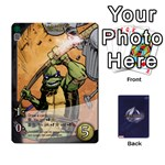TMNT 1 - Playing Cards 54 Designs (Rectangle)