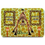 Giraffe large door mat - Large Doormat