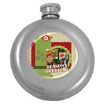 xmas - Hip Flask (5 oz)