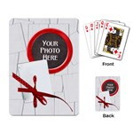 Teacher Playing Cards - Playing Cards Single Design (Rectangle)