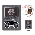 Let s Ride Playing Cards - Playing Cards Single Design (Rectangle)