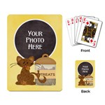 Kitty Playing Cards - Playing Cards Single Design (Rectangle)