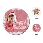easter - Playing Cards Single Design (Round)