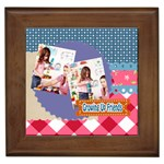 kids - Framed Tile