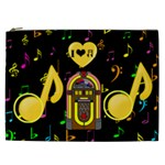 Music XXL cosmetic Bag - Cosmetic Bag (XXL)
