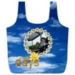 Sunny Days XL Full Print Recycle Bag - Full Print Recycle Bag (XL)