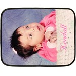 Kendall blanket - Fleece Blanket (Mini)