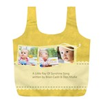 baby - Full Print Recycle Bag (L)