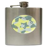 flask star - Hip Flask (6 oz)