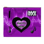 love rock XL cosmetic bag - Cosmetic Bag (XL)