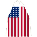 US Flag - Full Print Apron