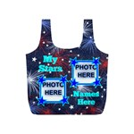 My Stars small recyle bag - Full Print Recycle Bag (S)