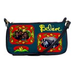 Believe clutch bag - Shoulder Clutch Bag