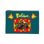 Believe large cosmetic bag - Cosmetic Bag (Large)
