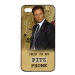 Fitz Phone - iPhone 4/4s Seamless Case (Black)