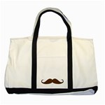 dad - Two Tone Tote Bag