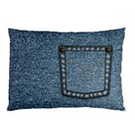 jeans - Pillow Case (Two Sides)