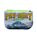 Pay Dirt - Player Bag - Green - Mini Coin Purse