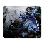 mirana s mousepad - Large Mousepad