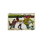 Monsters and Maidens - Cosmetic Bag (Small)
