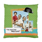 father s day - Standard Cushion Case (Two Sides)