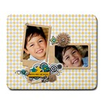 Mousepad: Boys 13 - Large Mousepad