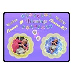 Baby Twins small blanket - Fleece Blanket (Small)