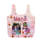 Nana fairy medium recycle bag - Full Print Recycle Bag (M)