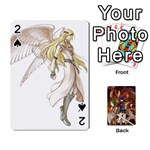 Fire Emblem Radiant Dawn - Playing Cards 54 Designs (Rectangle)