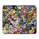 Mouse Pad: Super Smash Bros - Large Mousepad