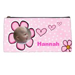 Pink Princess Pencil Case
