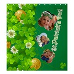 st patrick s Day - Shower Curtain 66  x 72  (Large)