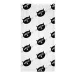 meow cat - Shower Curtain 36  x 72  (Stall)